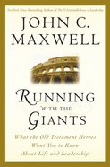 Running With the Giants Hardback