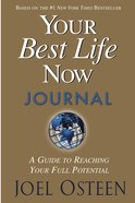 Your Best Life Now Journal Hardback