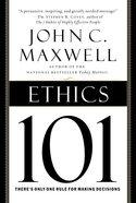 Ethics 101 Hardback