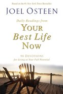 Your Best Life Now Devotional Hardback