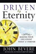Driven By Eternity Hardback