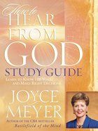 How to Hear From God Study Guide eBook