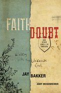 Faith, Doubt, and Other Lines I've Crossed Hardback