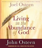 Living in the Abundance of God (Unabridged 4 Cds) CD