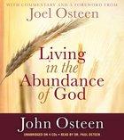 Living in the Abundance of God (Unabridged 4 Cds)