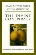 The Divine Conspiracy (Study Guide) Paperback
