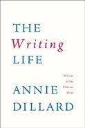 The Writing Life Paperback