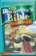 NIRV Discoverer's Bible For Young Readers Navy Imitation Leather