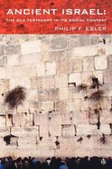 Ancient Israel Paperback