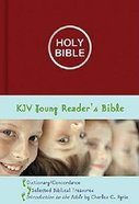 KJV Young Reader's Illustrated Burgundy
