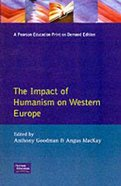 Impact of Humanism on Western Europe Paperback