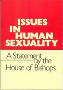 Issues in Human Sexuality Paperback