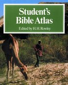 Student's Bible Atlas Paperback