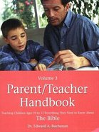 Parent/Teacher Handbook Volume 3 Paperback