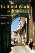 Cultural World of Jesus