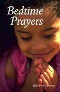 Bedtime Prayers