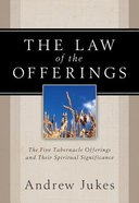 The Law of the Offerings Paperback