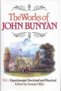 Works of John Bunyan (3 Vol Set) Pack