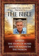 Charlton Heston Presents the Bible Collection DVD