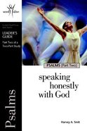 Psalms (6 Sessions, Advanced) (Leaders Guide) (Part 2) (Word Alive Guide Series) Paperback