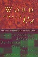 Word Among Us Paperback