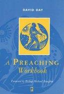 A Preaching Workbook Paperback
