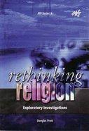Rethinking Religion Paperback