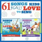 61 Songs Kids Really Love to Sing Double CD