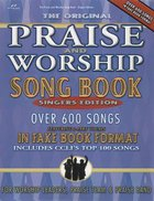 Praise & Worship Fake Book Format Singer's Edition