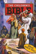 The CEV Children's Bible (Real Bible Text)