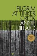 Pilgrim At Tinker Creek Paperback