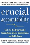 Crucial Accountability (First Edition Crucial Confrontations) (Second Edition) Paperback