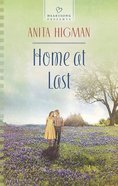 Home At Last (Heartsong Series)