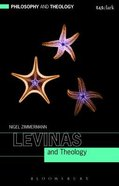 Levinas and Theology (Philosophy And Theology Series) Paperback