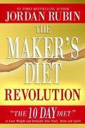 The Maker's Diet Revolution Hardback