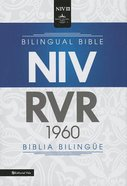 Rvr1960/Niv Biblia Bilingue (Bilingual Bible) Hardback