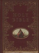 NKJV Providence Collection Family Bible (Black Letter Edition) (Indexed) Hardback