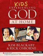Kids Leader Guide (Kids Experiencing God At Home Series)