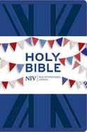 NIV Pocket Great British Bible Hardback