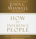 How to Influence People (Unabridged, 5 Cds) CD