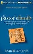 The Pastor's Family (Unabridged, 4 Cds) CD