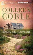 Rosemary Cottage (Unabridged, 8 CDS) (#02 in Hope Beach Audio Series) CD