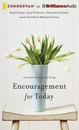 Encouragement For Today (Unabridged, 8 Cds) CD