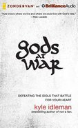 Gods At War (Unabridged, 6 Cds)