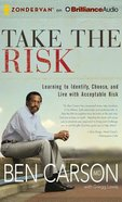 Take the Risk (Unabridged, 8 Cds) CD