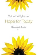 Hope For Today Paperback