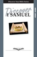 1 Samuel (Study Guide, 12 Sessions, Intermediate) (Discover Your Bible Series) Paperback