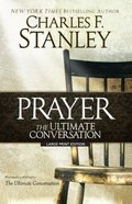 The Ultimate Conversation (Large Print) Paperback
