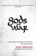 Gods At War (Large Print)