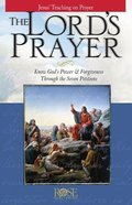 The Lord's Prayer (Rose Guide Series) Booklet